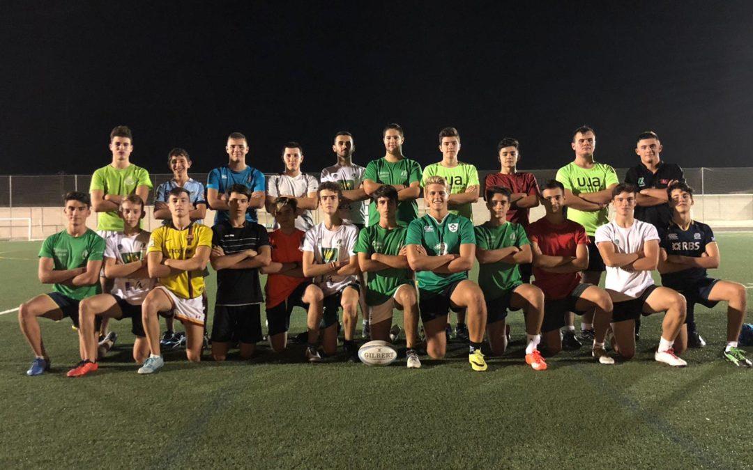 Comienza la Liga Andaluza de Sub16 y Sub18