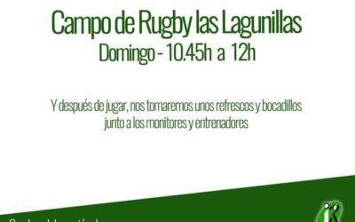 Jornada de Rugby Inclusivo