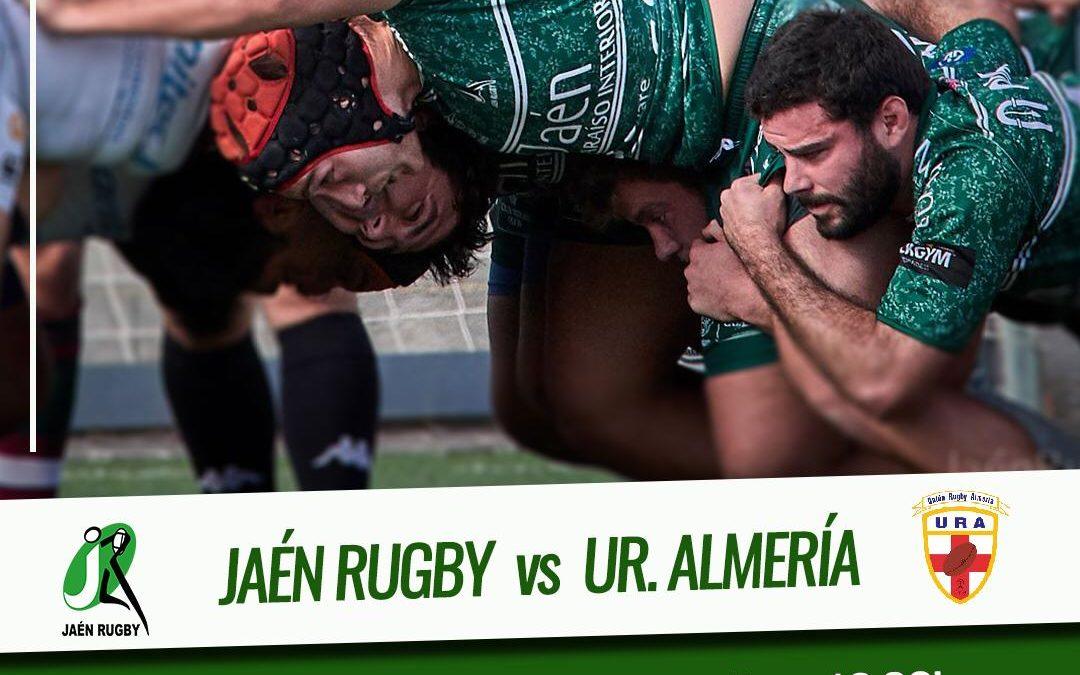 Segundo partido consecutivo en casa frente a U.R. Almería