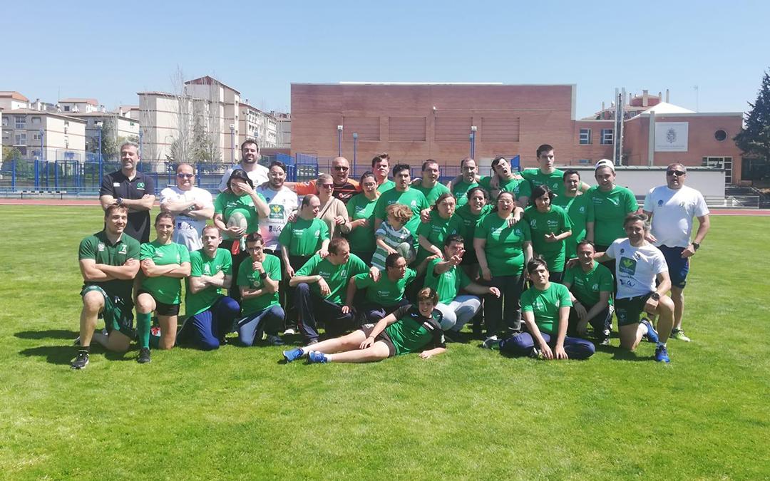Jornada de Rugby Inclusivo en Granada