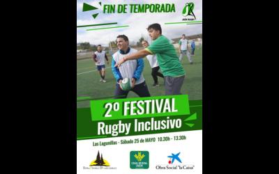 Festival fin de temporada de Rugby Inclusivo