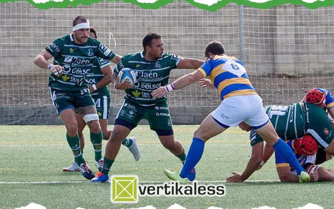 Vuelve el rugby este sábado a Las Lagunillas con el partido Jaén Rugby – XV Hortaleza