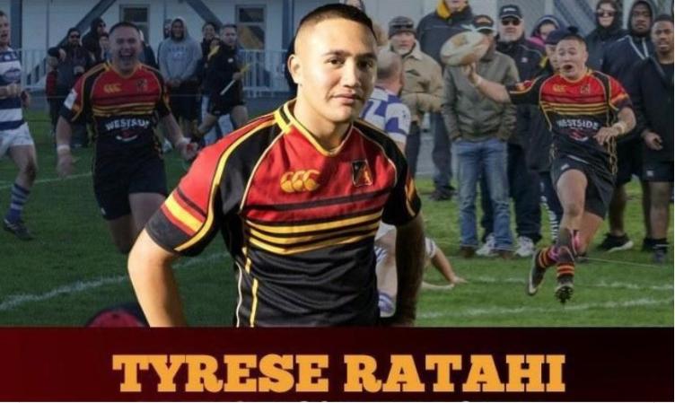Nueva Incorporación: Tyrese Ratahi