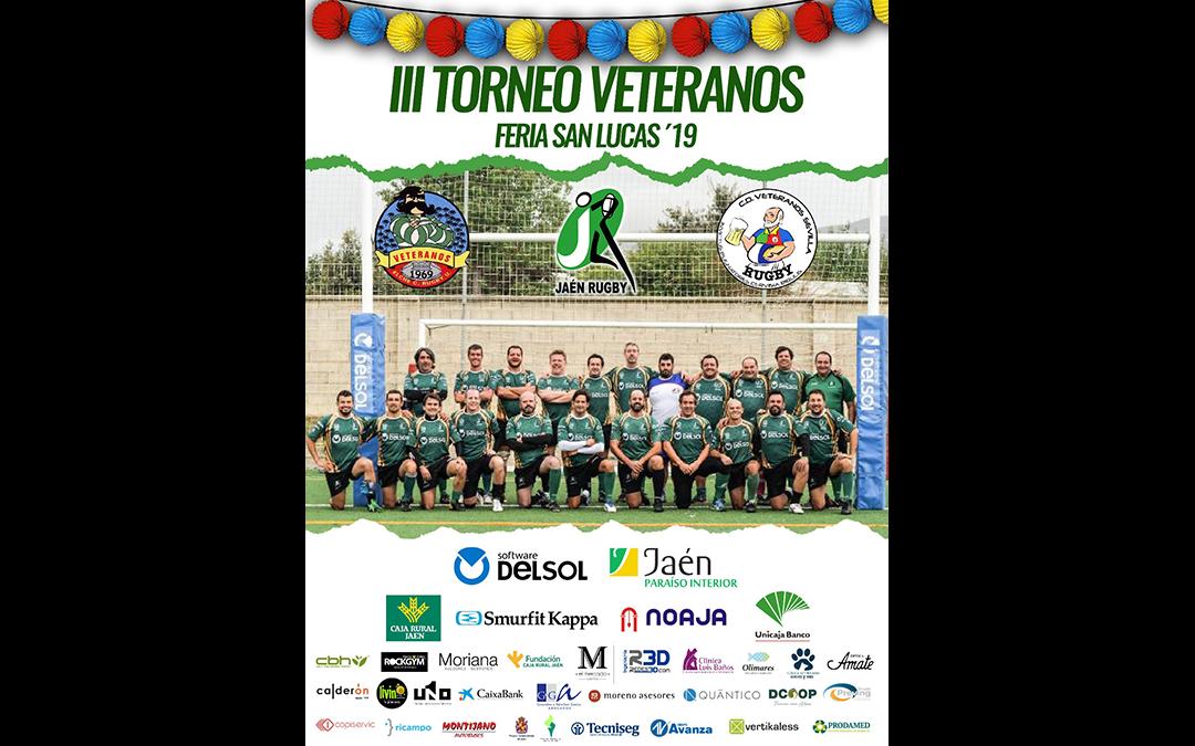 III Torneo de Veteranos Feria de San Lucas