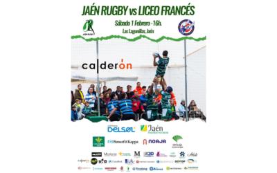 Jornada 17: Jaén recibe a Liceo Francés