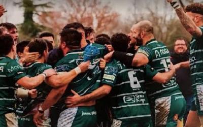Jaén Rugby Renueva Al Tándem Cerván-Sanfilippo Para Defender Su Título De Campeón La Próxima Temporada