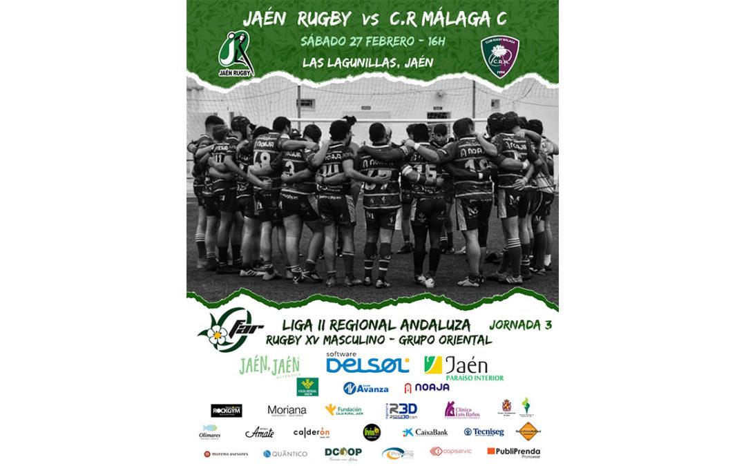 Jaén Rugby vs C. R. Málaga C